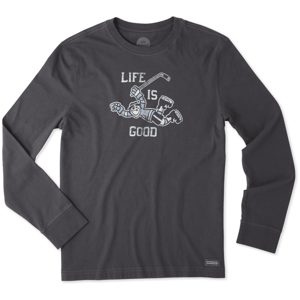 Mens I Shamrock Life Crusher Tee