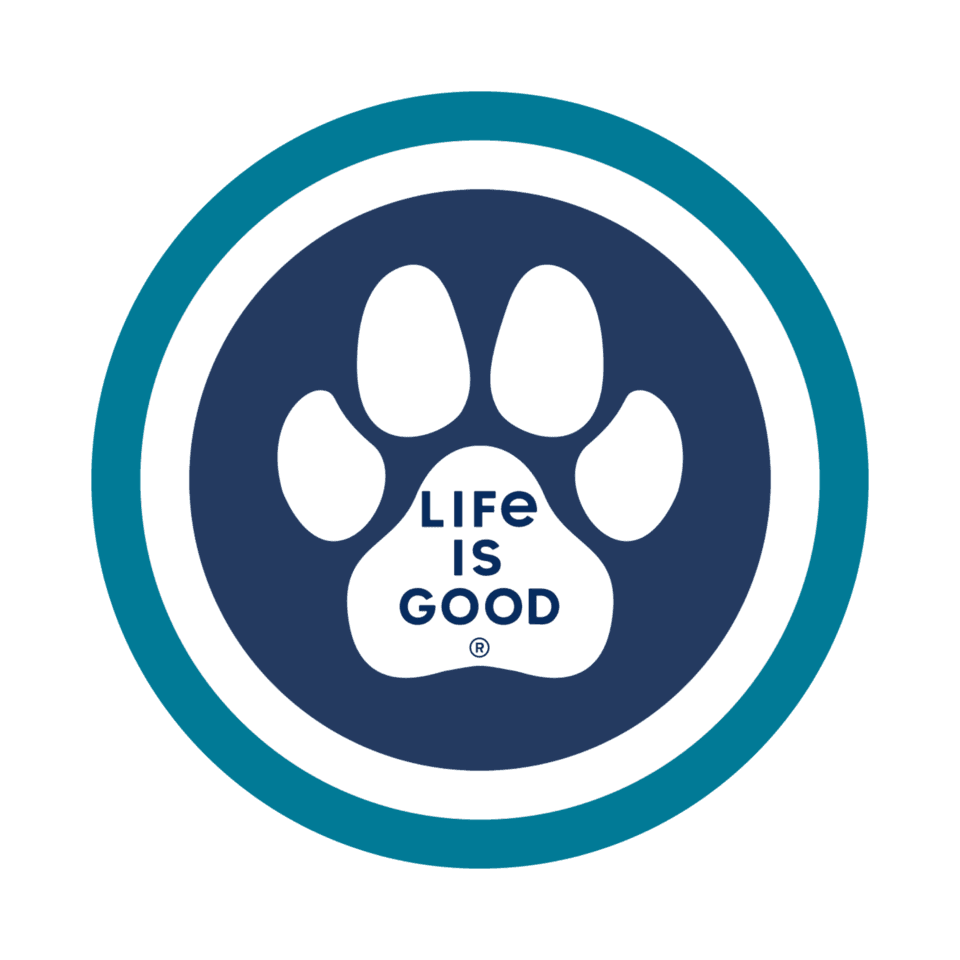 Life is Good Paw Coin 4