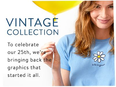 Shop the Women's Vintage Collection