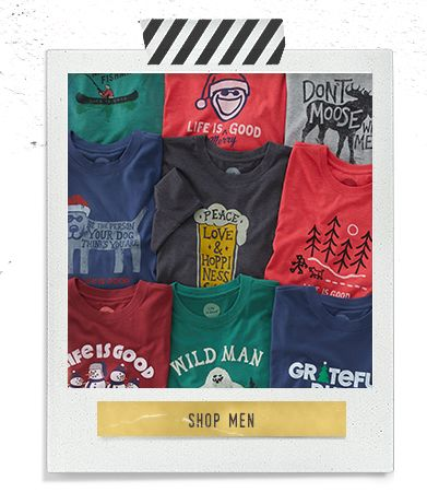 Shop Men's Holiday Graphic Tees