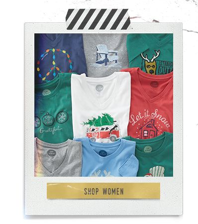Shop Women's Holiday Graphic Tees
