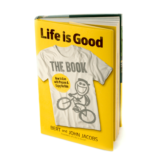 Shop the Life is Good Book