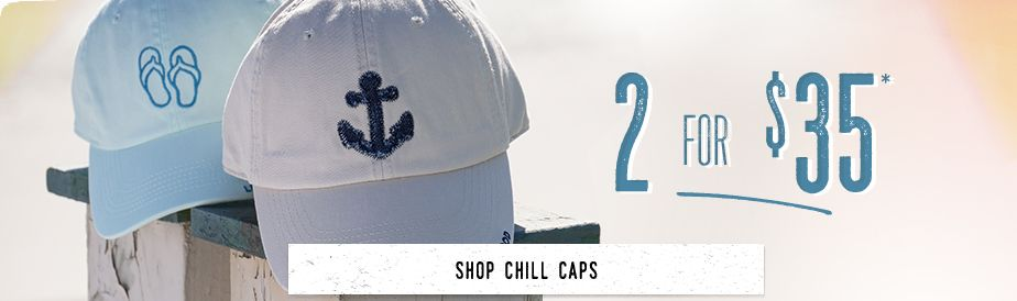 Get 2 Hats for $35