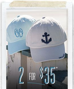 2 for $35 Hats