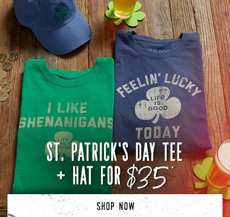 Shop The St Patricks Day Collection