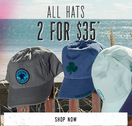 All Hats 2 for $35