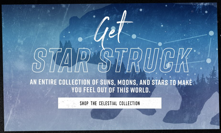 Shop the Men's Celestial Collection