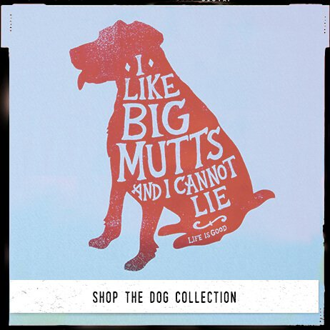 Shop the Women's Dog Collection