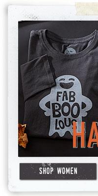 Shop Women's Halloween Tees