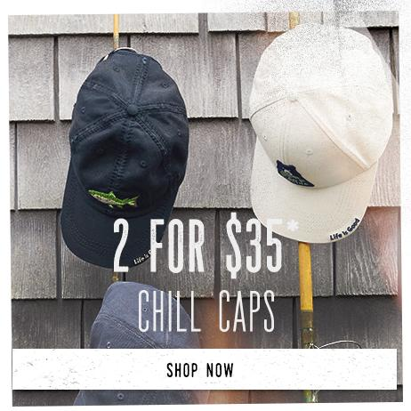 Shop Chil Caps and Get 2 for $35