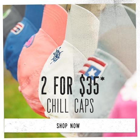 Shop Chill Caps and get 2 for $35