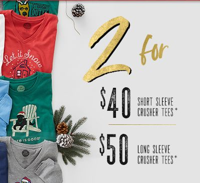 Shop Holiday Limited Editions