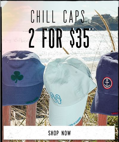Get to Hats for $35